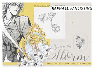 Raphael / Angel Sanctuary Fanlisting