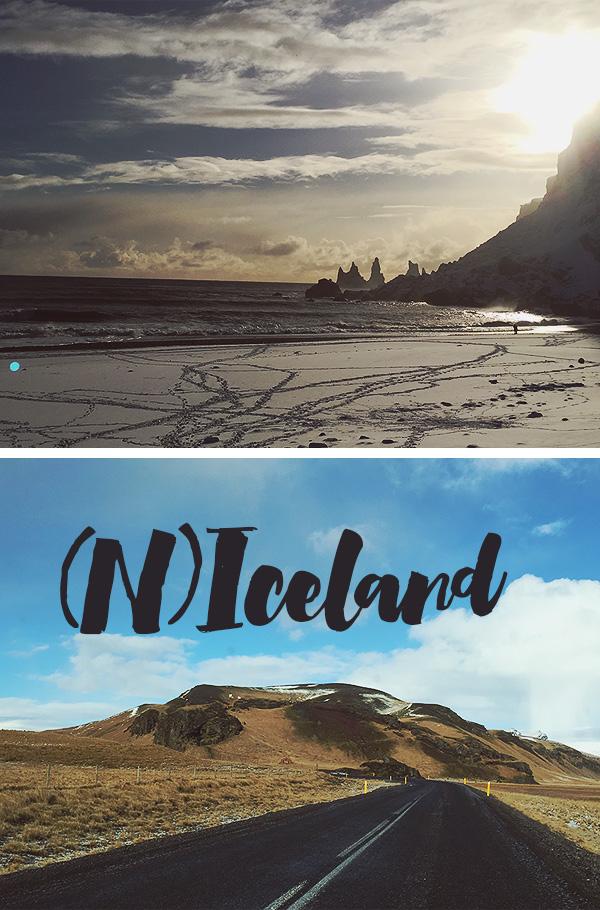 Island - Seljalandsfoss
