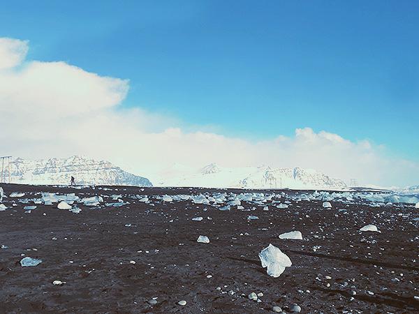 Island - Jökusarlon Glacier Lagoon