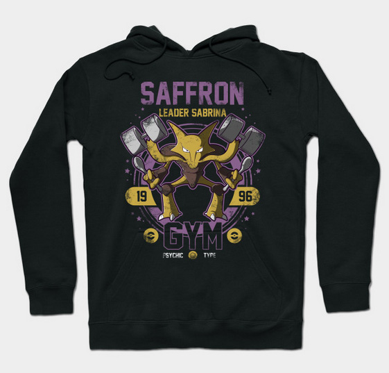 Saffron Gym by Teepublic