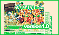 Version 1 'Go and find your own TREASURE-CHEST' feat. One Piece
