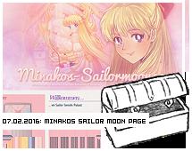 Review zu Minakos Sailor Moon Page