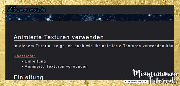 Linkempfehlung MiauMauMau.de