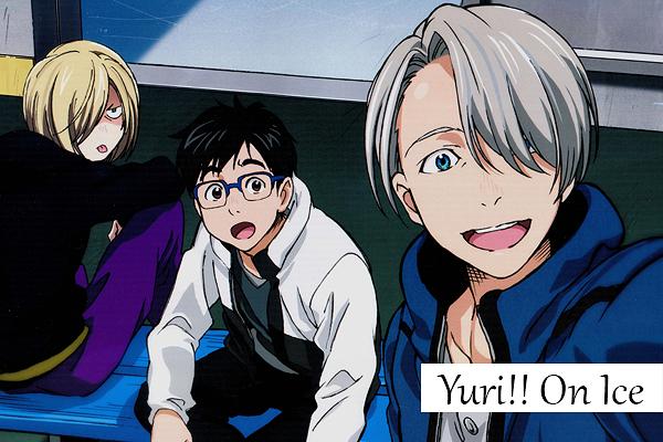 Yuri!! On Ice Anime