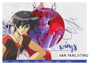 Van Fanel / Vision of Escaflowne Fanlisting