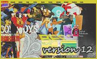 Version 12 'Revival of the 2071s' feat. Cowboy Bebop